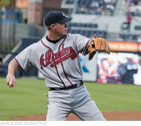 'Chipper Jones' photo (c) 2009, SD Dirk - license: http://creativecommons.org/licenses/by/2.0/