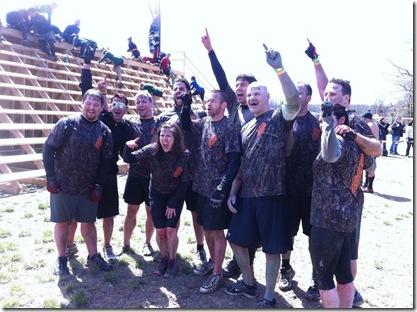mudder team
