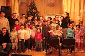 Рождество в подопечном детском доме 2013