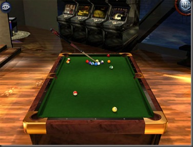 Games Pool Pro Online on Ipad