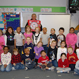 WBFJ Cici's Pizza Pledge - Sedge Garden Elementary - Mrs. Smoot's Kindergarten Class - Kernersville