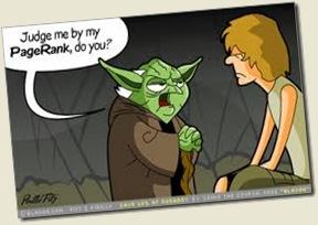 yoda page rank
