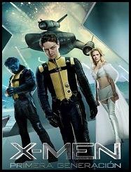x-men-primera generacion poster