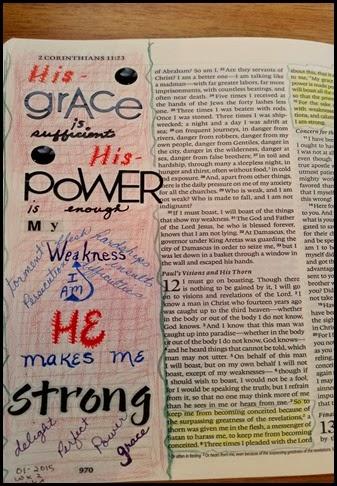 2 Cor 12:7-10