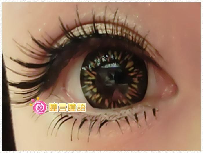 日本ROYAL VISION隱形眼鏡-Summer Doll咖CIMG1083