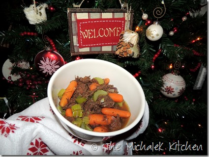 The Michalek Kitchen - Venison Stew
