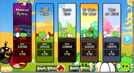 Download Angry Birds Seasons PC Game
