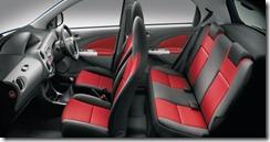 Toyota Etios Liva Petrol interior