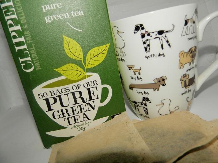Benefits to green tea