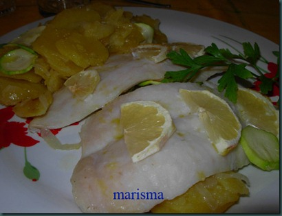 filetes de merluza al horno,racin copia