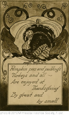 'Thanksgiving Postcards 1' photo (c) 2010, Minnesota Historical Society - license: http://creativecommons.org/licenses/by-sa/2.0/