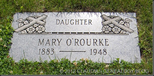 Mary Ellen O'Rourke