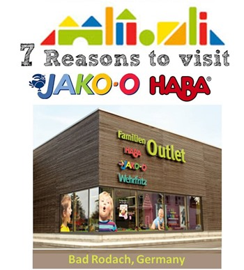 7 reasons to visit jako-o haba bad rodach germany outlet store
