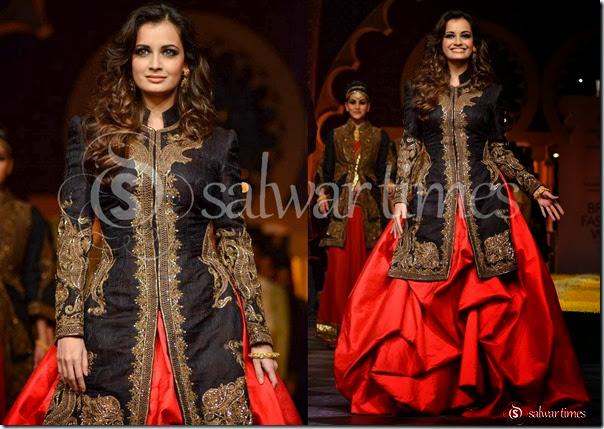 Dia_Mirza_Raghavendra_Rathor_Salwar_Suit