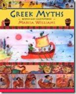 Greek Myths Marcia Williams