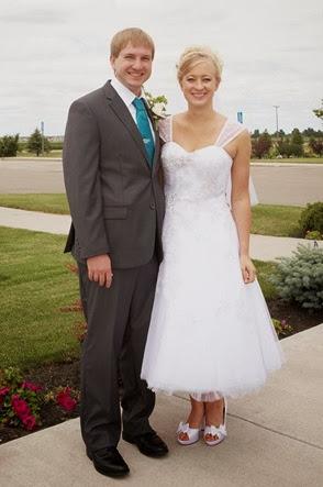 Korey and Cathryn Wedding