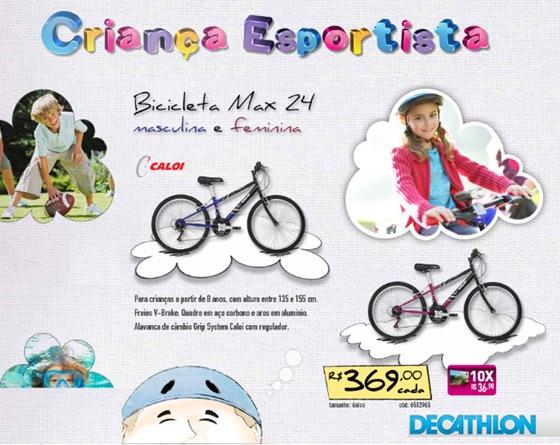 Decathlon em Curitiba: Dia das Crianças