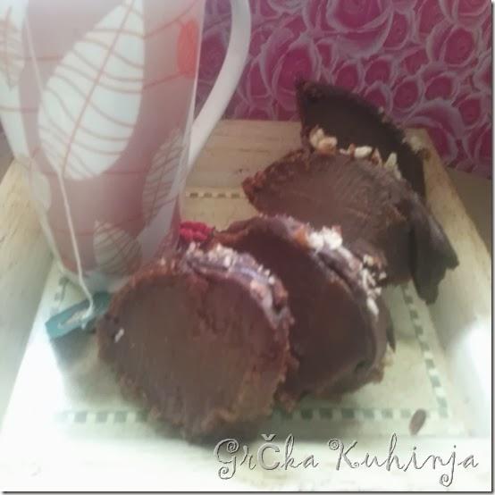 čokoladni kolač sa ganache kremom9877