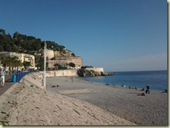 20121023 Beach at Nice (Small)