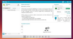 VIPole Secure Messenger in Ubuntu Linux