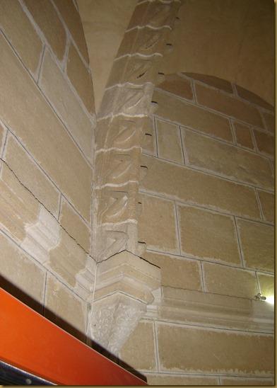 Porcuna Torre Boabdil detalle