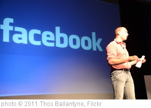 'Facebook at Mozcon - Alex' photo (c) 2011, Thos Ballantyne - license: http://creativecommons.org/licenses/by/2.0/