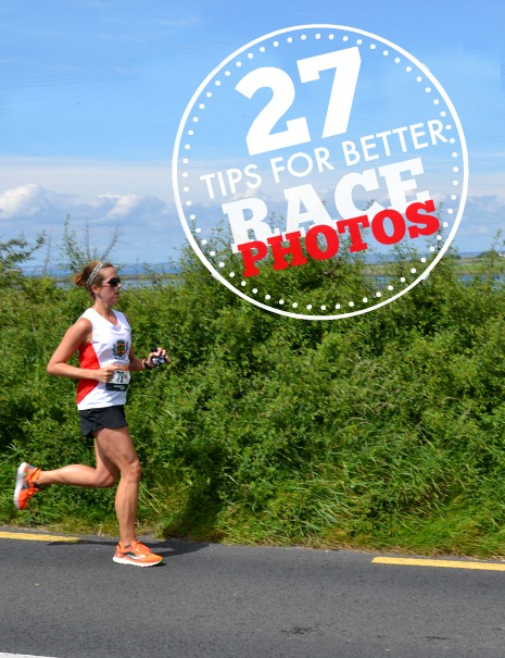 Tips to take a better race day photo