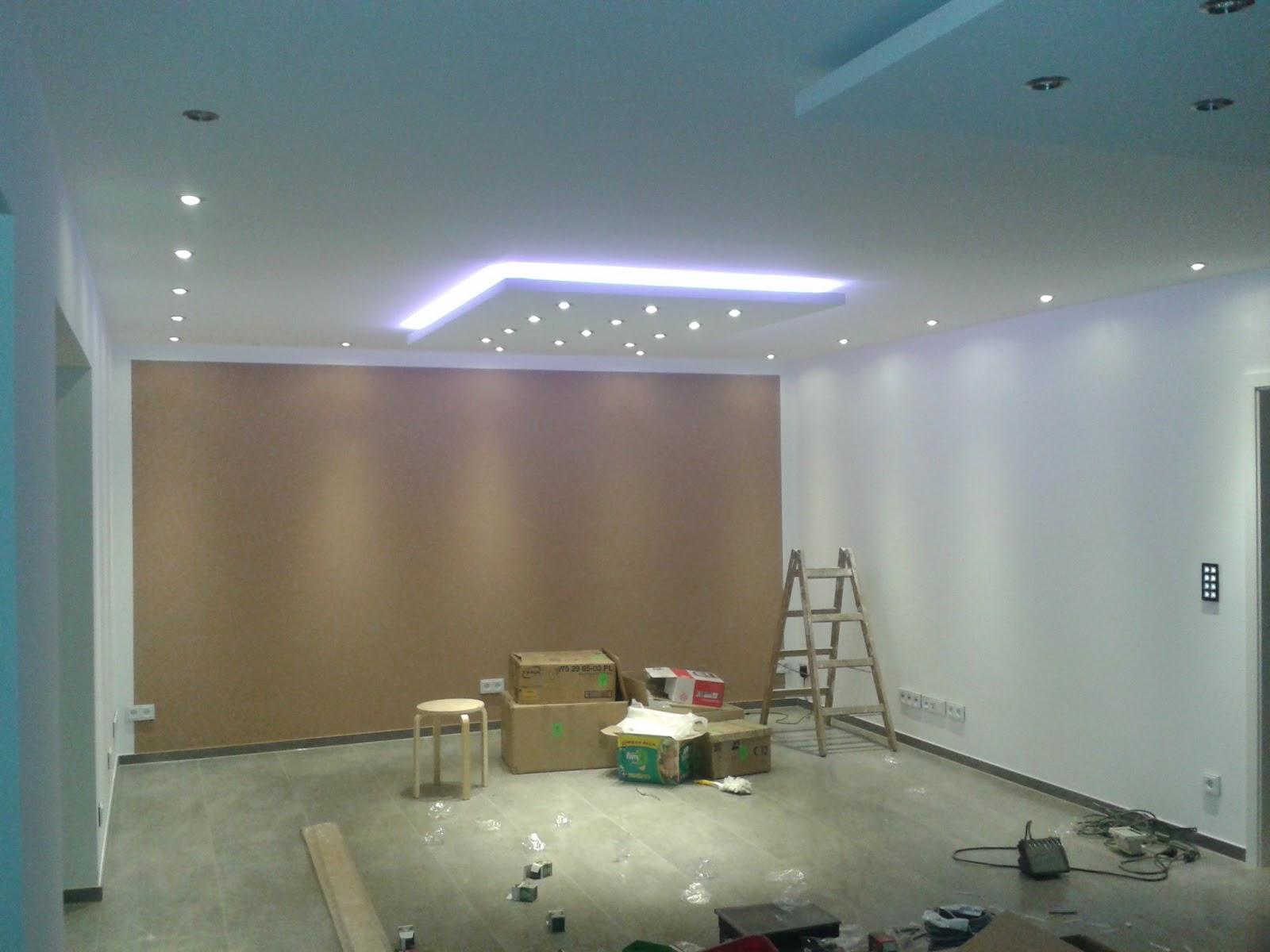 wohnzimmer beleuchtung spots ~ digrit for .