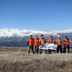 Наша команда - Велоуфа - я, Таня, Шома, Женя, Талия, Леша.