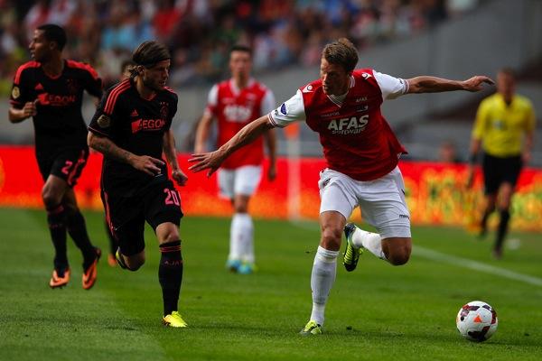 AZ+Alkmaar+v+Ajax+Amsterdam+Johan+Cruyff+Shield+JcqzeAMbddUx