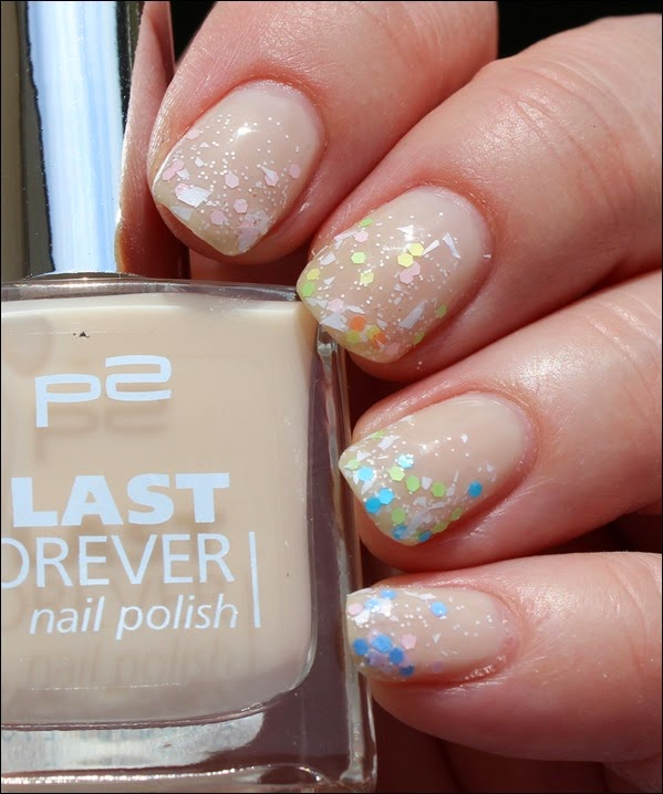P2 Just dream like spring's fav nail top coat 02