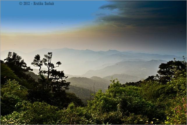Sunrise Kodachadri
