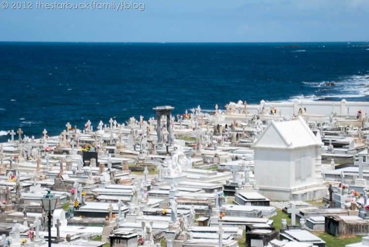 Fort El Morro and Cemetery San Juan blog-3