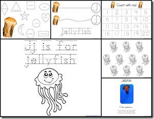 Jj Jellyfish Extras