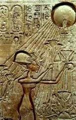 akhenaton culto ao sol