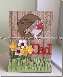 stampin up zoe tant undefined robin