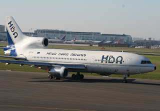 – Un avion de Hewa Bora airways. flyingjerre.webs.com
