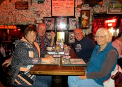 Lunch At McGuires With Bill Ann