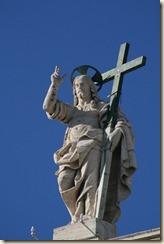 cristo cruz bas vaticana