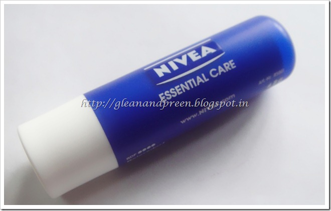 Nivea Essential Care Lip Balm Review