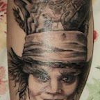 Charlie and the Chocolate Factory black and white johnny depp - tattoos ideas