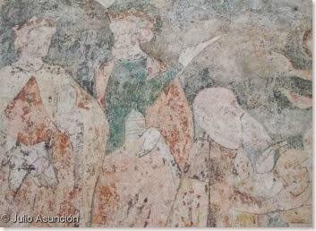 Epifania del primer maestro de Gallipienzo - detalle
