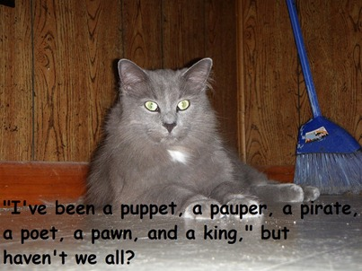English Word of the Day – puppet, pauper, pawn