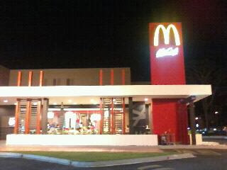 Mc Donald MJC lembab