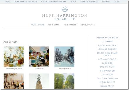 HHFA ArtistPage