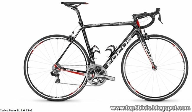 FOCUS IZALCO TEAM SL 2.0 22-G 2013