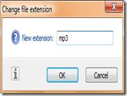 Come cambiare estensione a più file in una volta sola con un clic