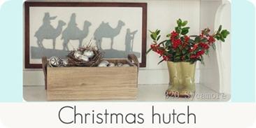 christmas hutch
