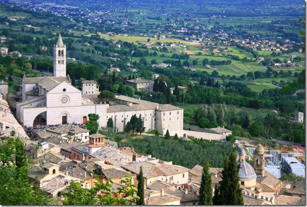 Assis Santa Chiara