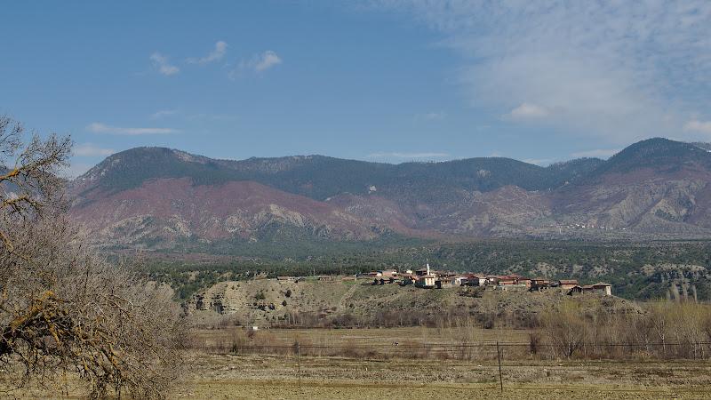 Unul din satele turcesti.